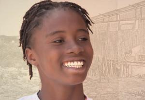 Thirteen-year-old Emanuella