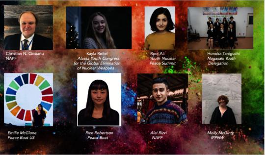 Championing Creativity and Advocacy, Panelists
