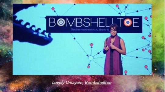 Lovely Umayam of Bombshelltoe