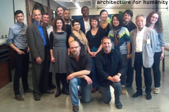 Architecture for Humanity staff
