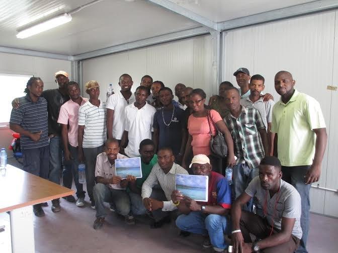 Ile-a-Vache Community Action Plan