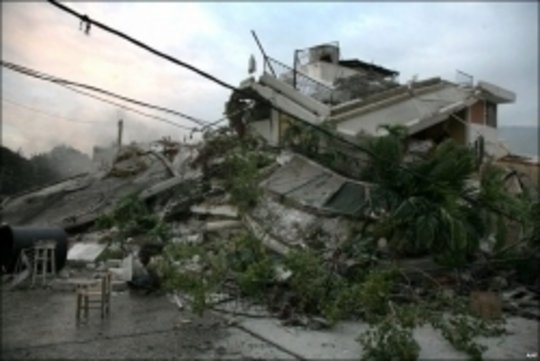 Earthquakes Dont Kill; Buildings Do: REBUILD HAITI