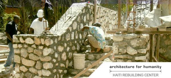 Haiti Rebuilding Center participants