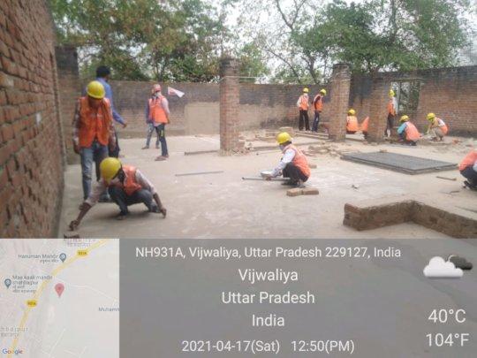 Practical Training in Uttar Pradesh
