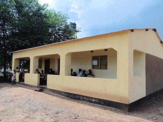 Mambova Rural Health Centre