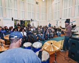 Big Bad Bass Workshop with Marcus Miller