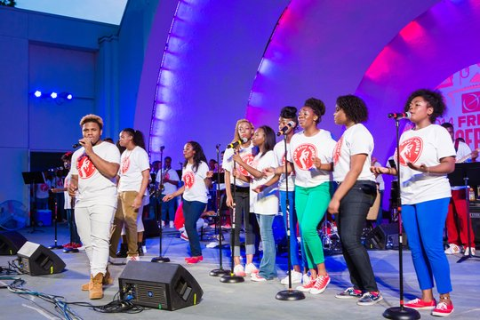 Stax Music Academy Grand Finale Performance