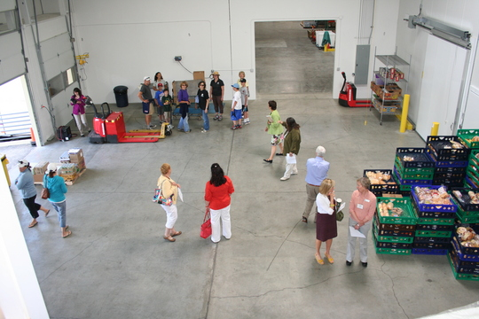 OFB West Warehouse