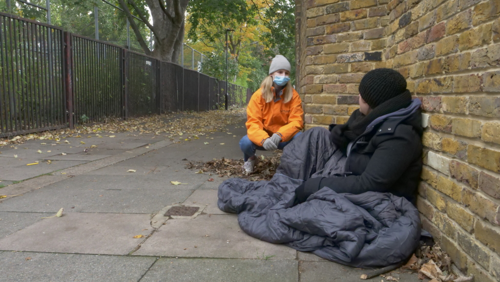 Coronavirus:Helping rough sleepers off the streets