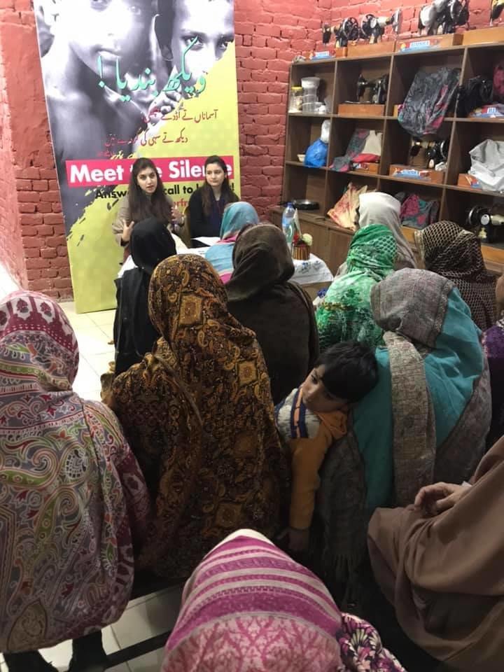 Awareness session on Birth Control