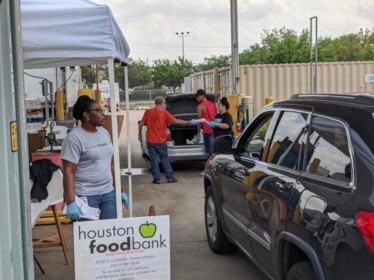 Photo courtesy of Houston Food Bank