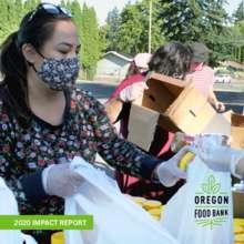 2020 Impact Report for Oregon Food Bank (PDF)