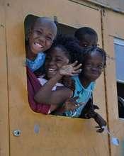 Smiles from Haiti