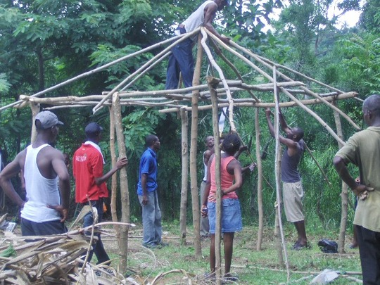 Help Families in Haiti Get Back to Work