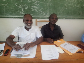 The training facilitators