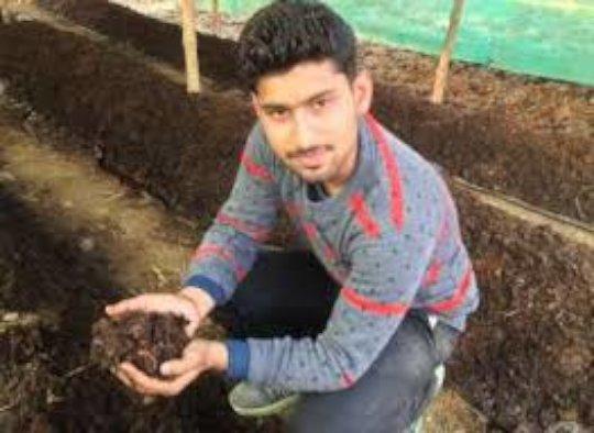 the rich, healthy soil it produces