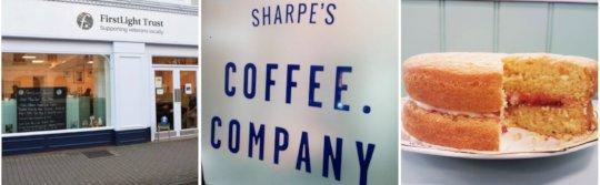 FirstLight Trust Cafe Hubs - Sharpe's