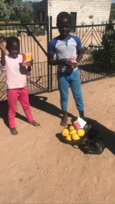 Fruit to keep families healthy!