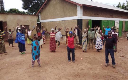 Social Distancing in Rwanda