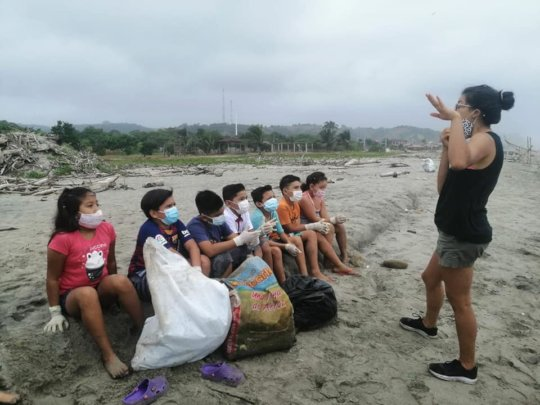 Beach Clean Up and Workshop!