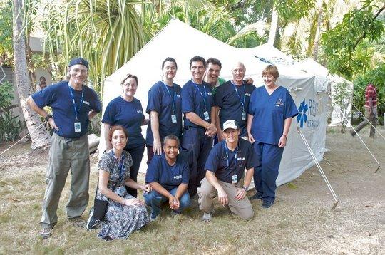 RI Emergency Response team