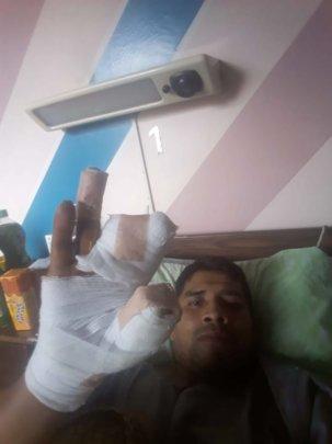 Fernando in the Hospital