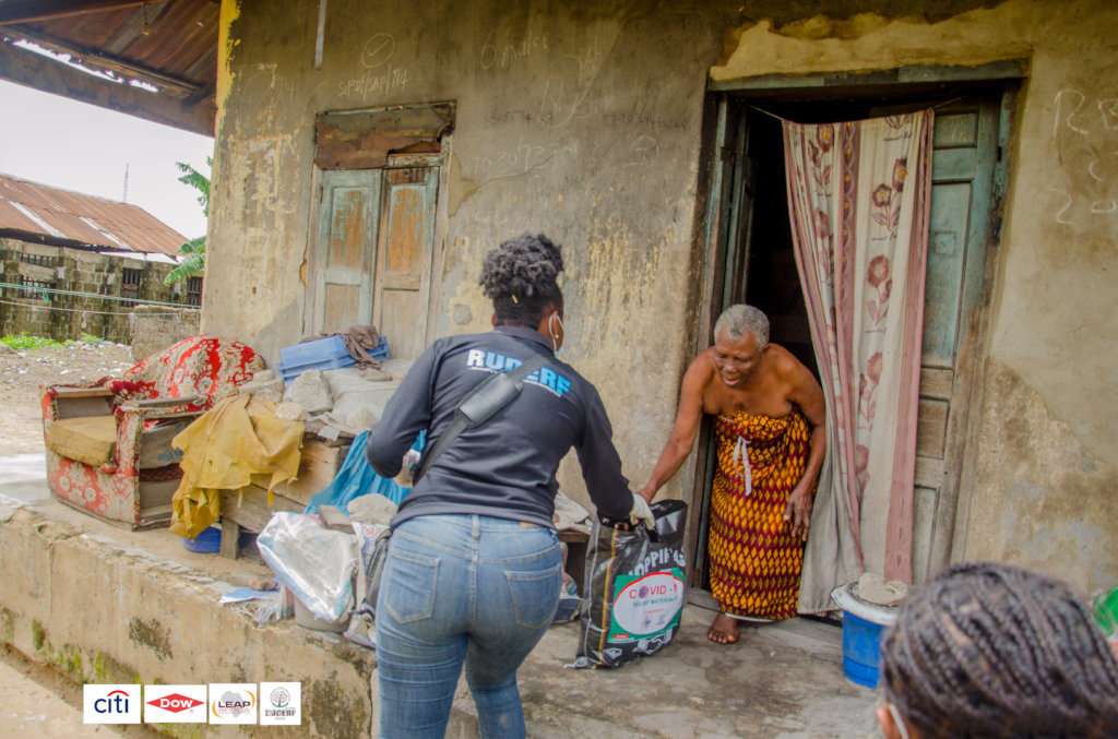 COVID-19: Bring Hope to the elderly and vulnerable