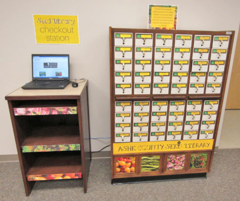 Ashe Seed Library