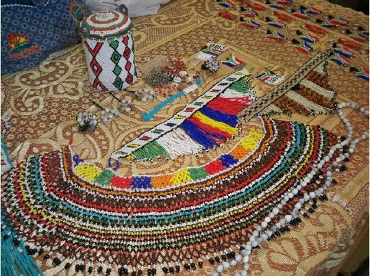 Crafts Produced by Self-Help Groups