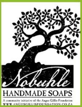 """Nobuhle"" Line of Handmade Soaps"