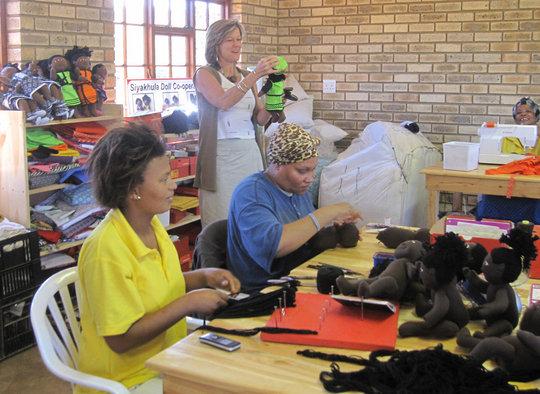 Doll Making Worskshop
