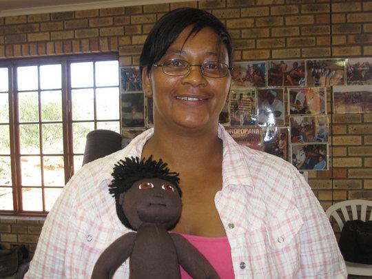 Member of Doll Making Group