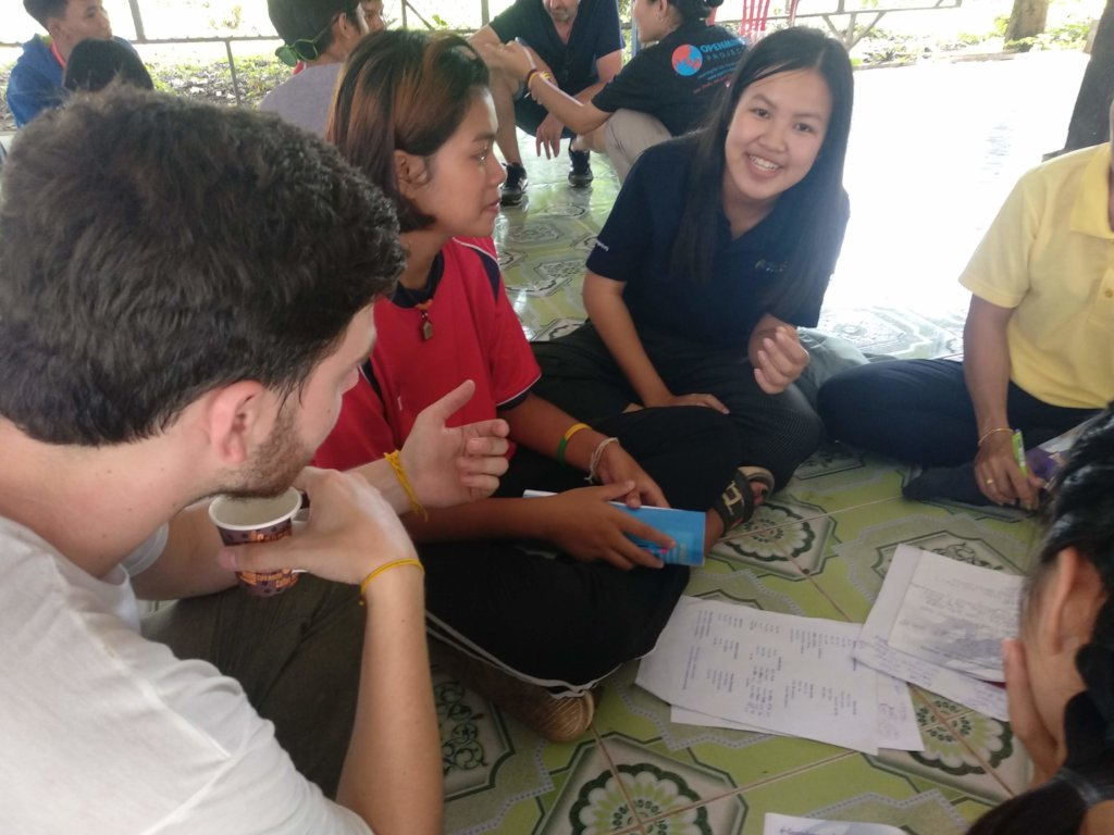Creating Learners, Trainers and Leaders in SE Asia