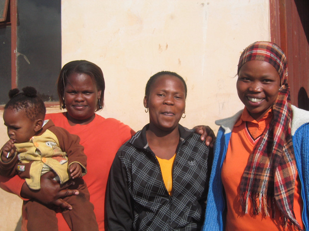 Fight HIV/AIDS and poverty in rural South Africa
