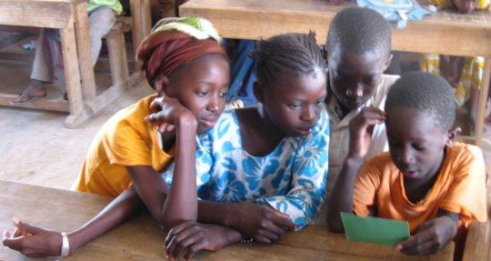 GMP's Summer Program helps prepare kids for school