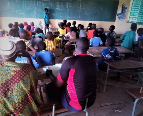 Math and French classes prepare kids for school