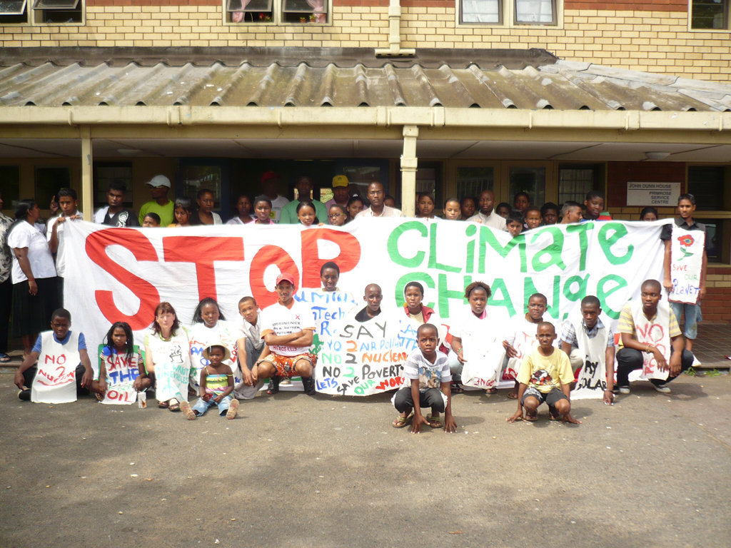 Stop Air and Water Pollution in South Africa