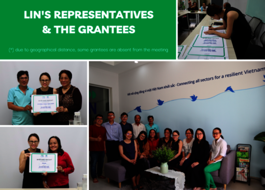 LIN's Representative & Grantees