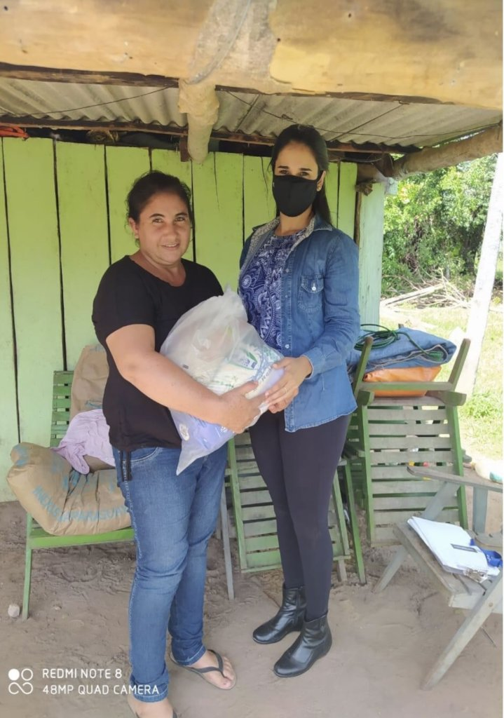 Emergency relief for Rural Communities in Paraguay