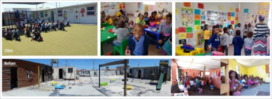 Help educares give SA children the start they need