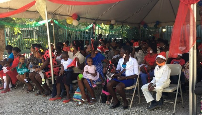 Help Haiti's first line response to Covid-19