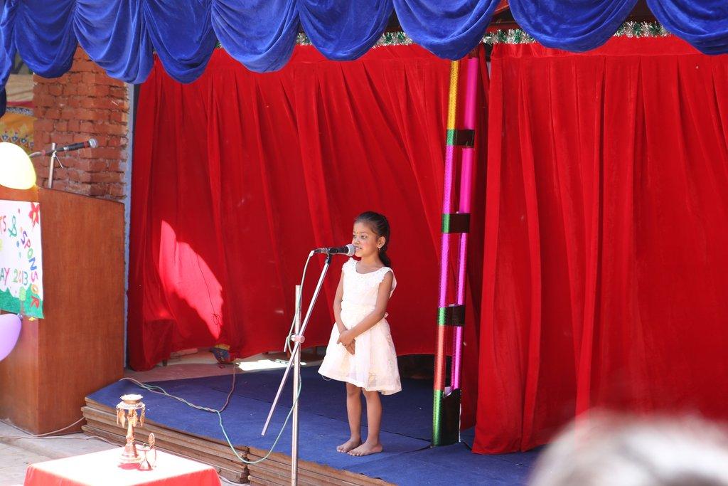 Sharing a poem
