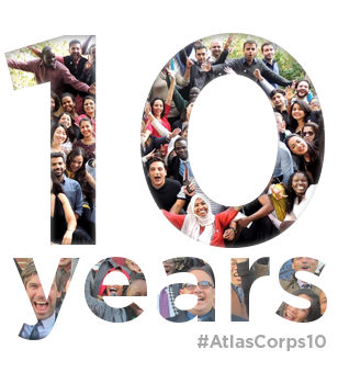 Atlas Corps celebrates 10 years!