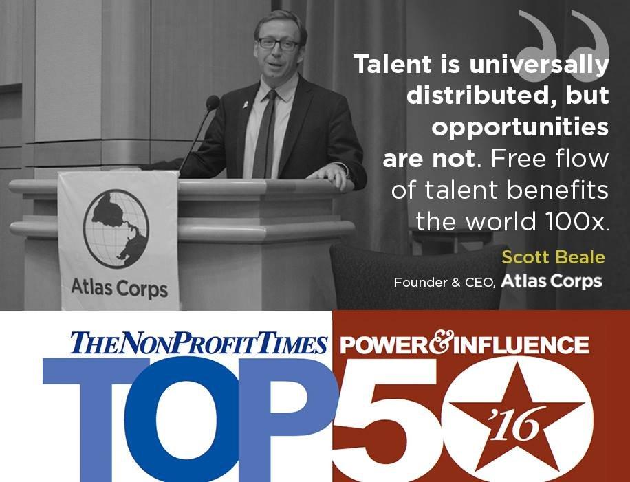 Top 50 Nonprofits - top50.atlascorps.org