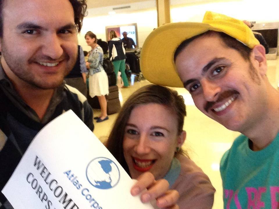 Arturo (Mexico) arrives in DC!