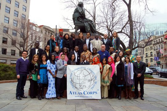 Atlas Corps welcomes Class 6 in March 2011.
