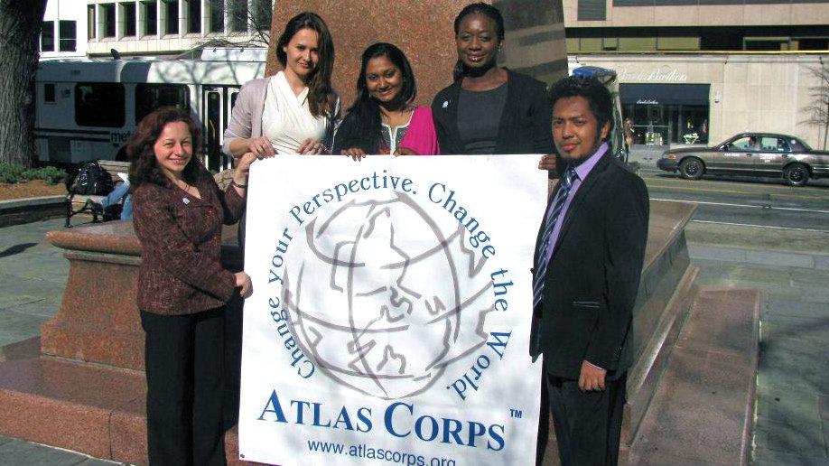 Atlas Corps Class 8 Fellows (March 2012)