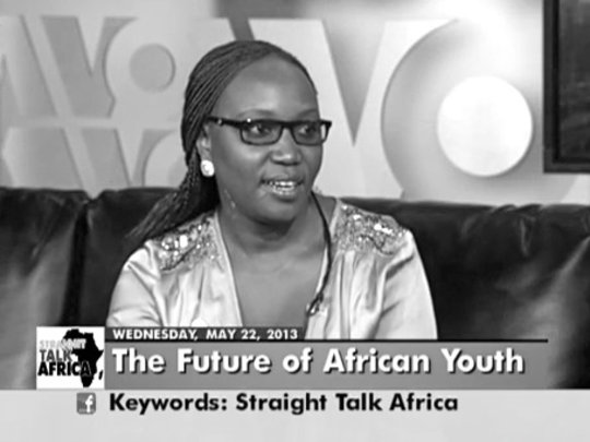 Souad Alfaki (Sudan) featured on VOA.