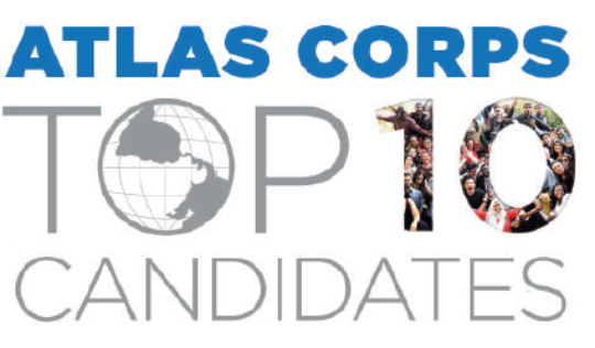 Atlas Corps Top 10 Finalists!