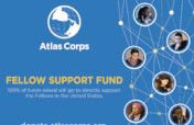Atlas Corps: #Do1Thing, Support Global Leaders
